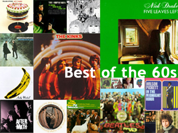 Treble's Best of the '60s Project