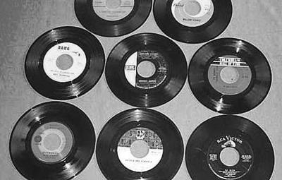 45 RPM Singles