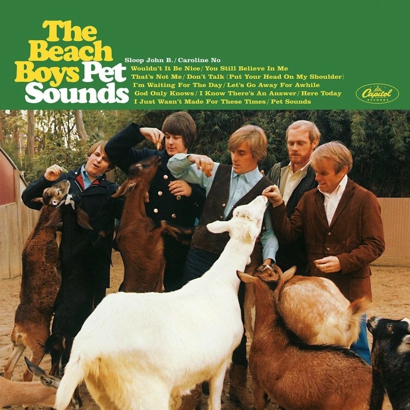 Beach Boys Pet Sounds review