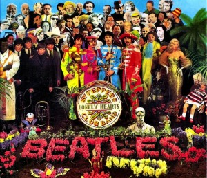 Beatles Sgt. Pepper's review