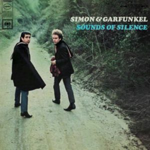 best albums of the 60s sounds of silence