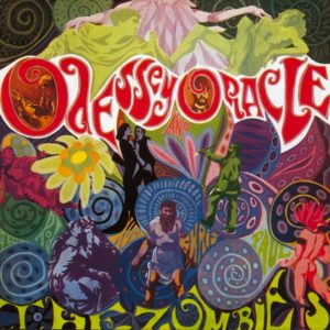 Odessey and Oracle best albums of the 60s