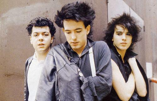 The Cure circa 1982