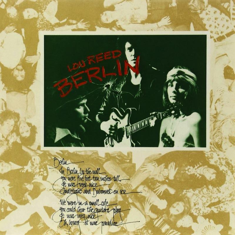 Lou Reed Berlin review