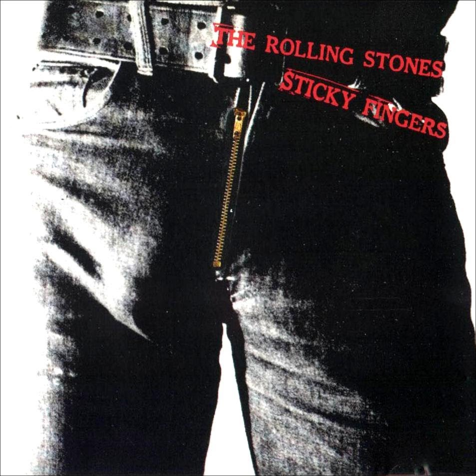 Rolling Stones Sticky Fingers review