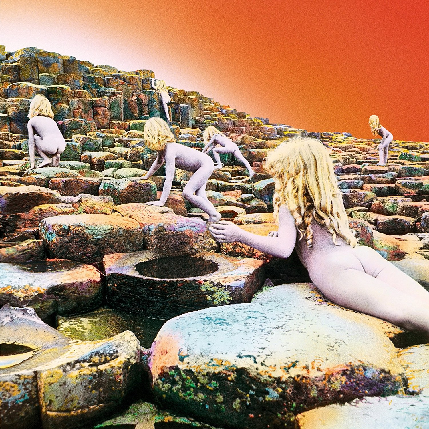 Led Zeppelin Houses of the Holy review