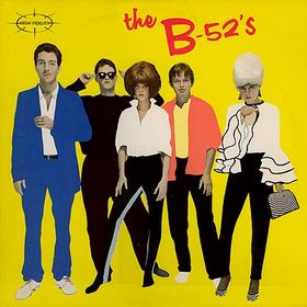 The B-52s - The B-52s