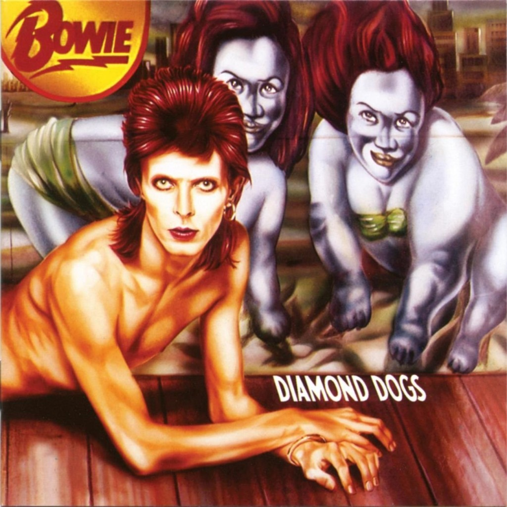 David Bowie Diamond Dogs review