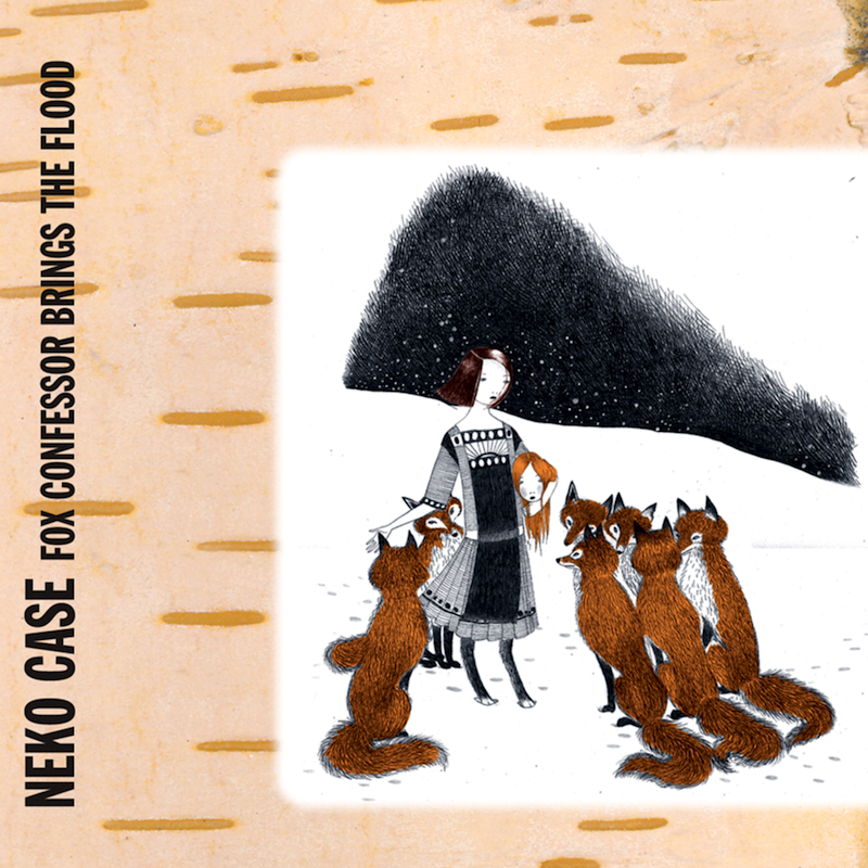 Neko Case fox confessor brings the flood review