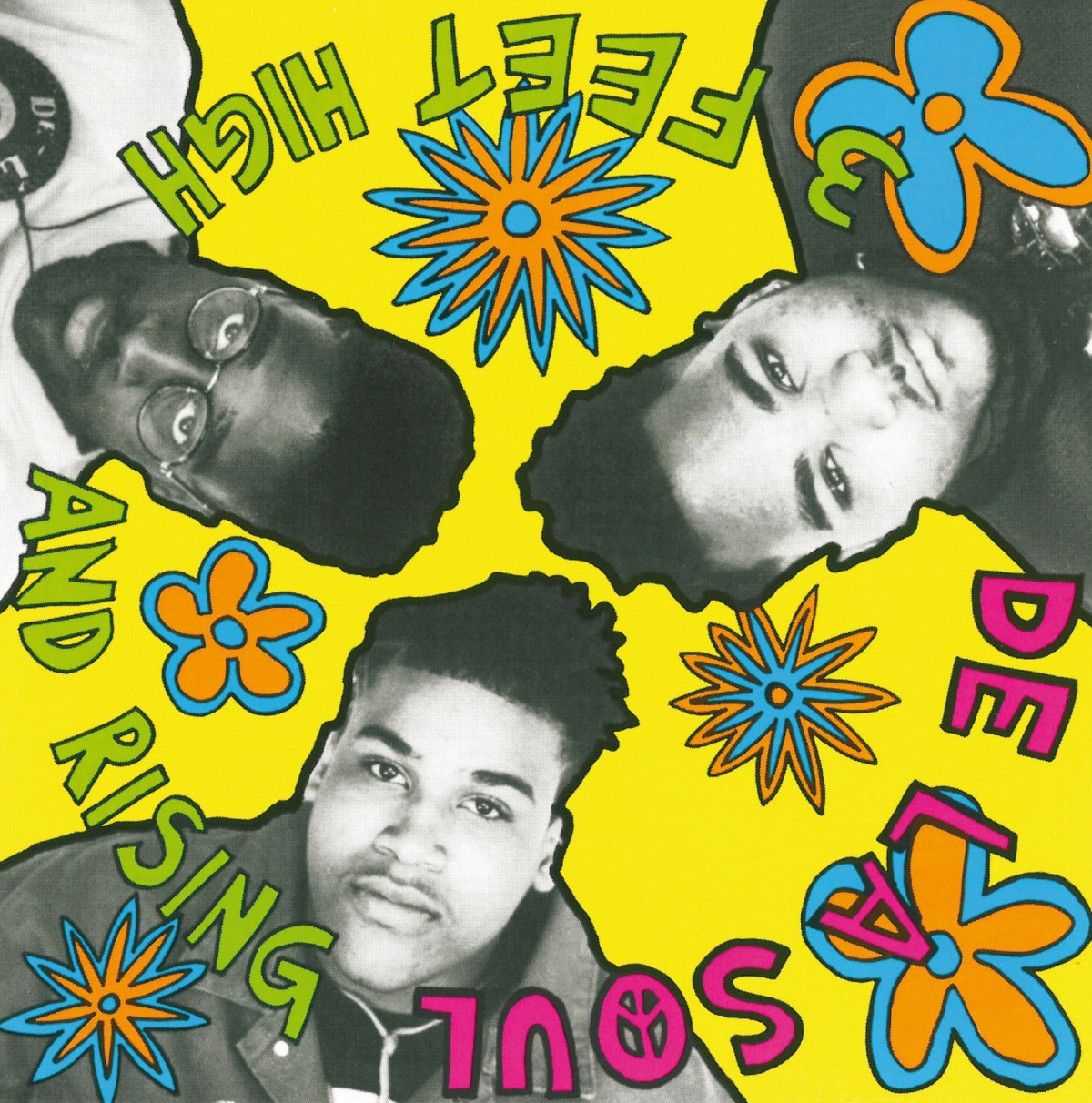 De La Soul 3 Feet High and Rising review