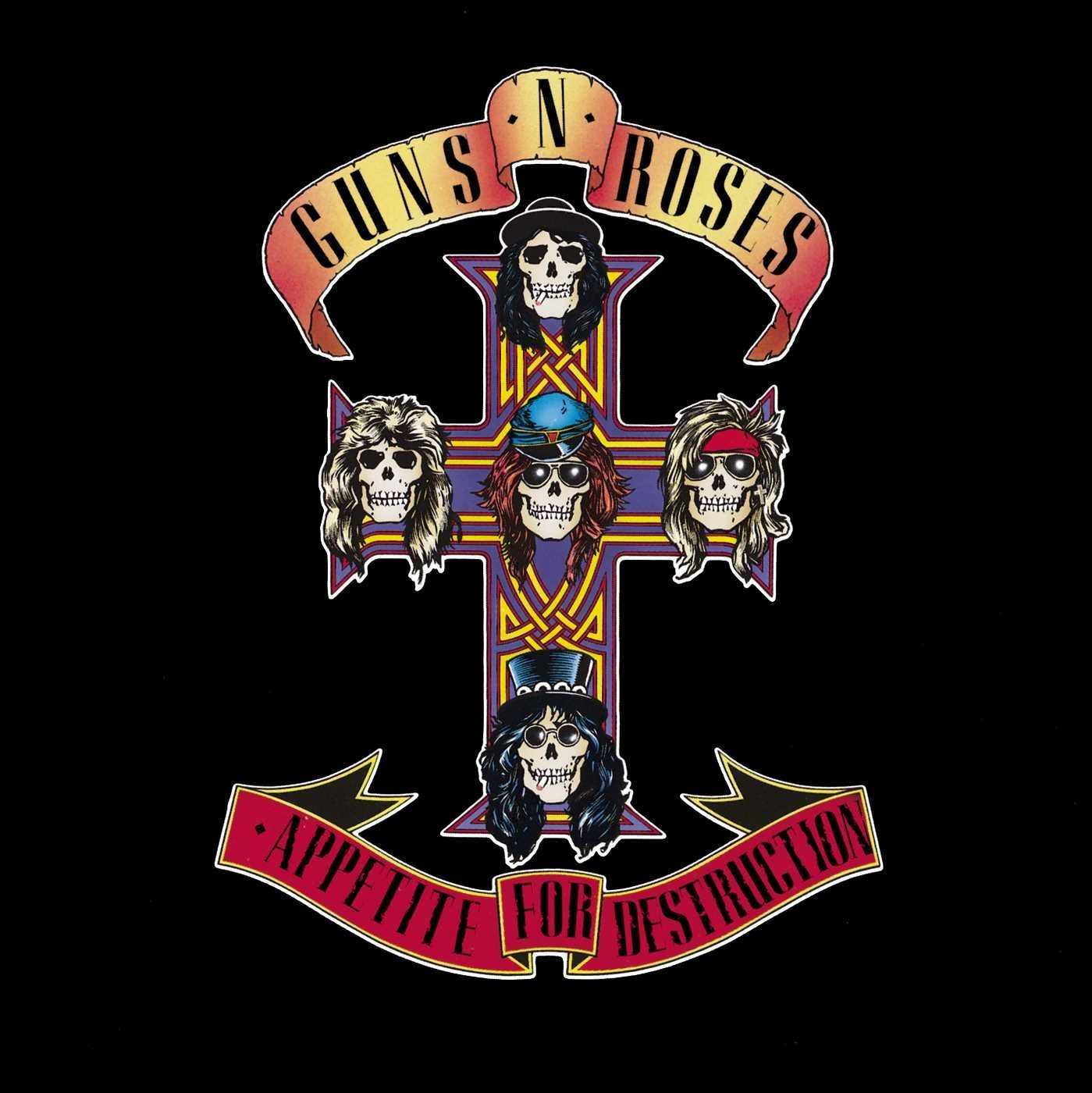 Guns N Roses Appetite for Destruction review