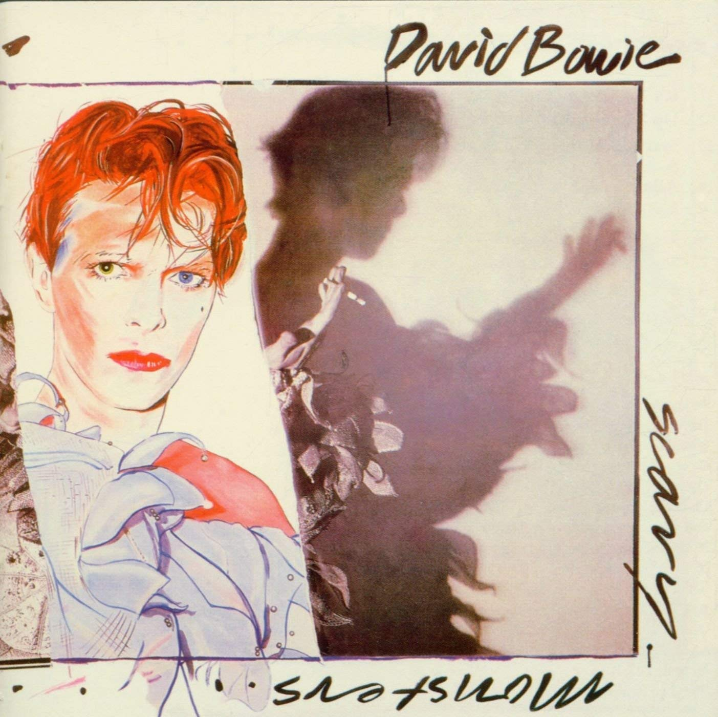 David Bowie Scary Monsters review