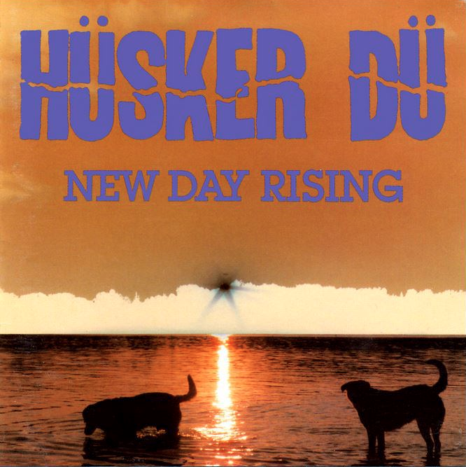 Husker Du New Day Rising review