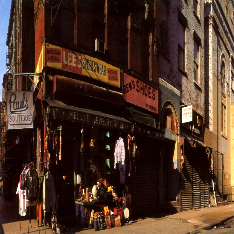 Beastie Boys Paul's Boutique review