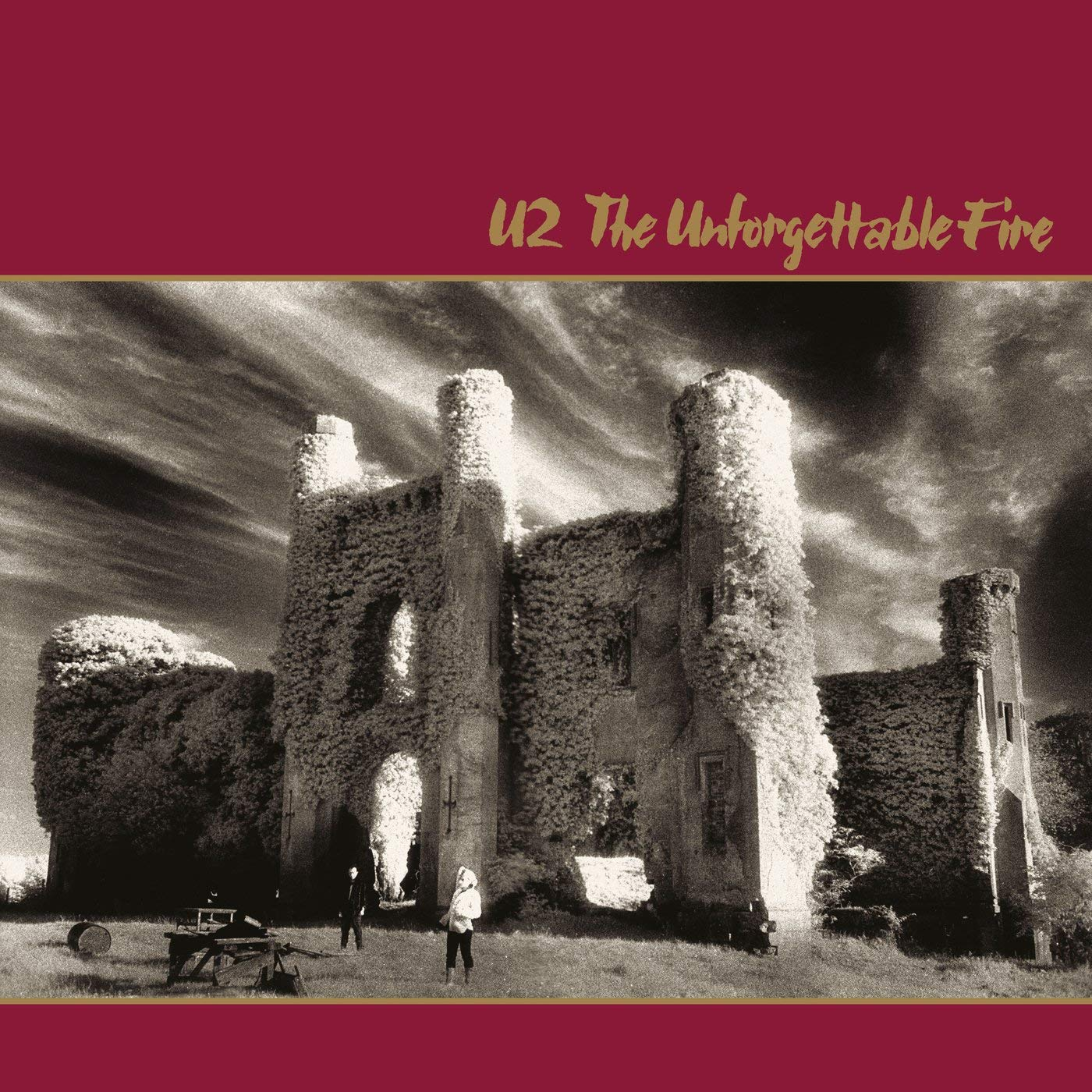 U2 The Unforgettable Fire review