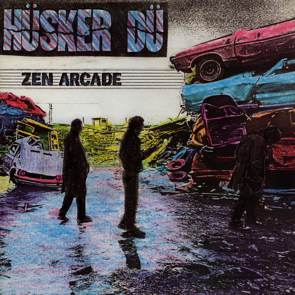 Husker Du Zen Arcade review