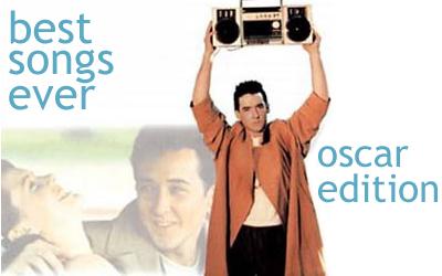 Best Song Ever: Oscar Edition