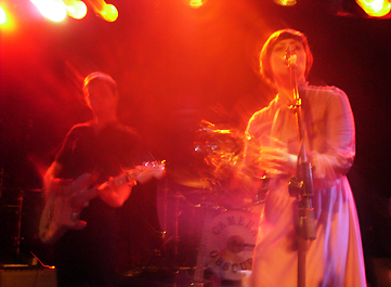 Camera Obscura live review 2007