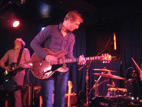 Live Review: Spoon 2007