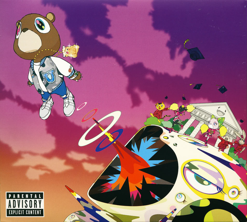best Kanye West songs Graduation