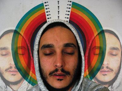 White Rainbow's Adam Forkner