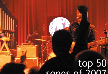 The Top 50 Songs of 2007