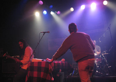 Yeasayer at the Showbox
