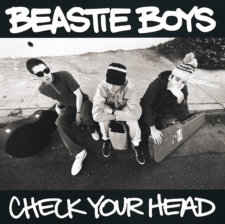 Beastie Boys Check Your Head review