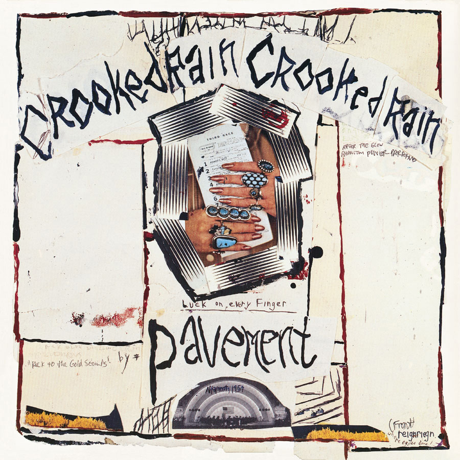 Pavement Crooked Rain Crooked Rain review