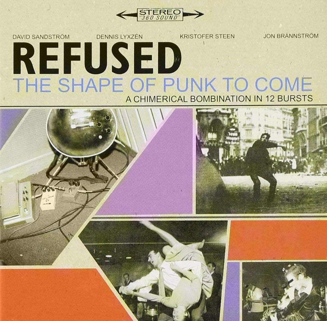 Refused Shape of punk to come review