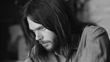 best murder ballads Neil young
