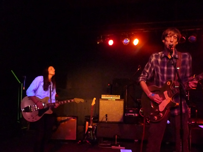 Live Review: Deerhunter