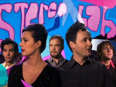 Live Review: Stereolab
