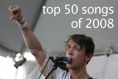 The Top 50 Albums of 2008