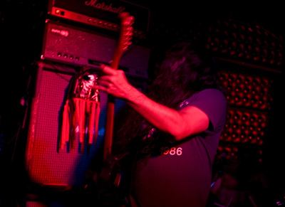 Live Review: Torche