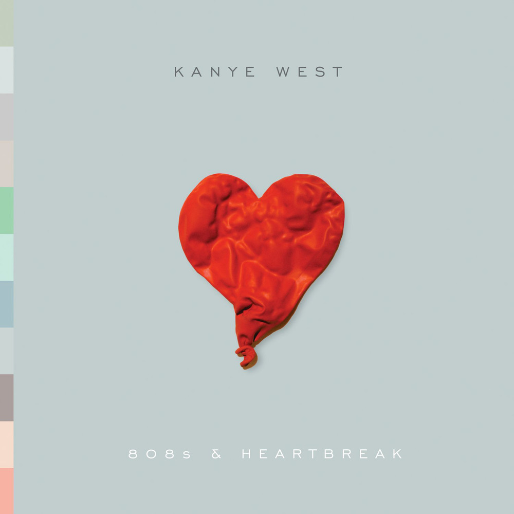 best Kanye West songs 808s and Heartbreak