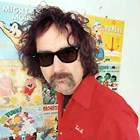 Scott McCaughey of the Minus 5
