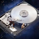 Hard drive space, the final frontier.