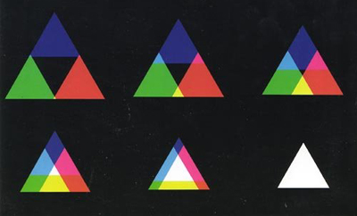 ooh, triangles