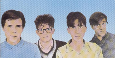 Perpetual Nervousness: 30 years of The Feelies' Crazy Rhythms