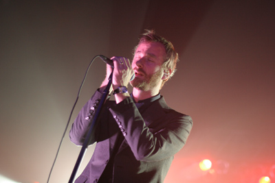 Live Review of the National