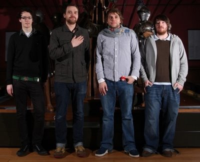 Live Review: Frightened Rabbit/Maps and Atlases