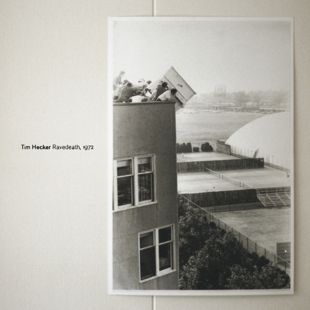 Tim Hecker Ravedeath 1972
