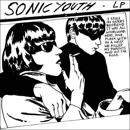 Sonic Youth albums rated Goo
