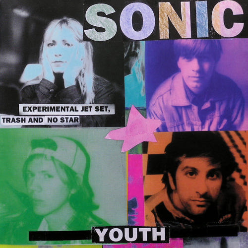 Sonic Youth albums rated EJSTANS