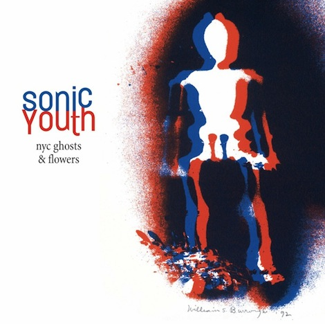 Sonic Youth albums rated NYC Ghosts