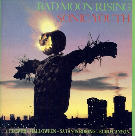Sonic Youth albums rated Bad Moon Rising
