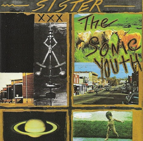 Sonic Youth albums rated Sister