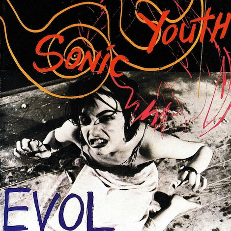 Sonic Youth albums rated Evol