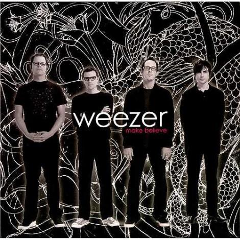 Weezer albums ranked Make Believe